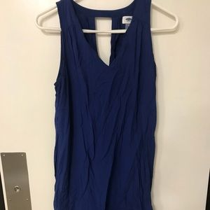 Old navy sleeveless shift dress